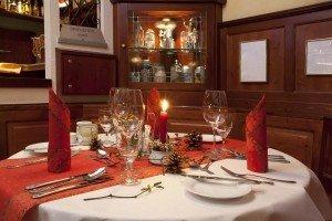 Tischlein Deck Dich - weihnachtlich