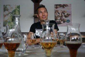 Markus Ruef mit den Off-Flavours