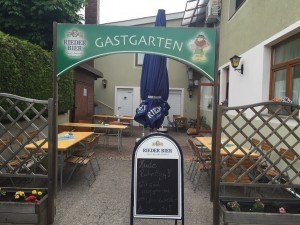 Bier-(Gast)garten