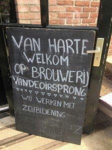 Herzlich Willkommen in der Brauerei vom Ursprung