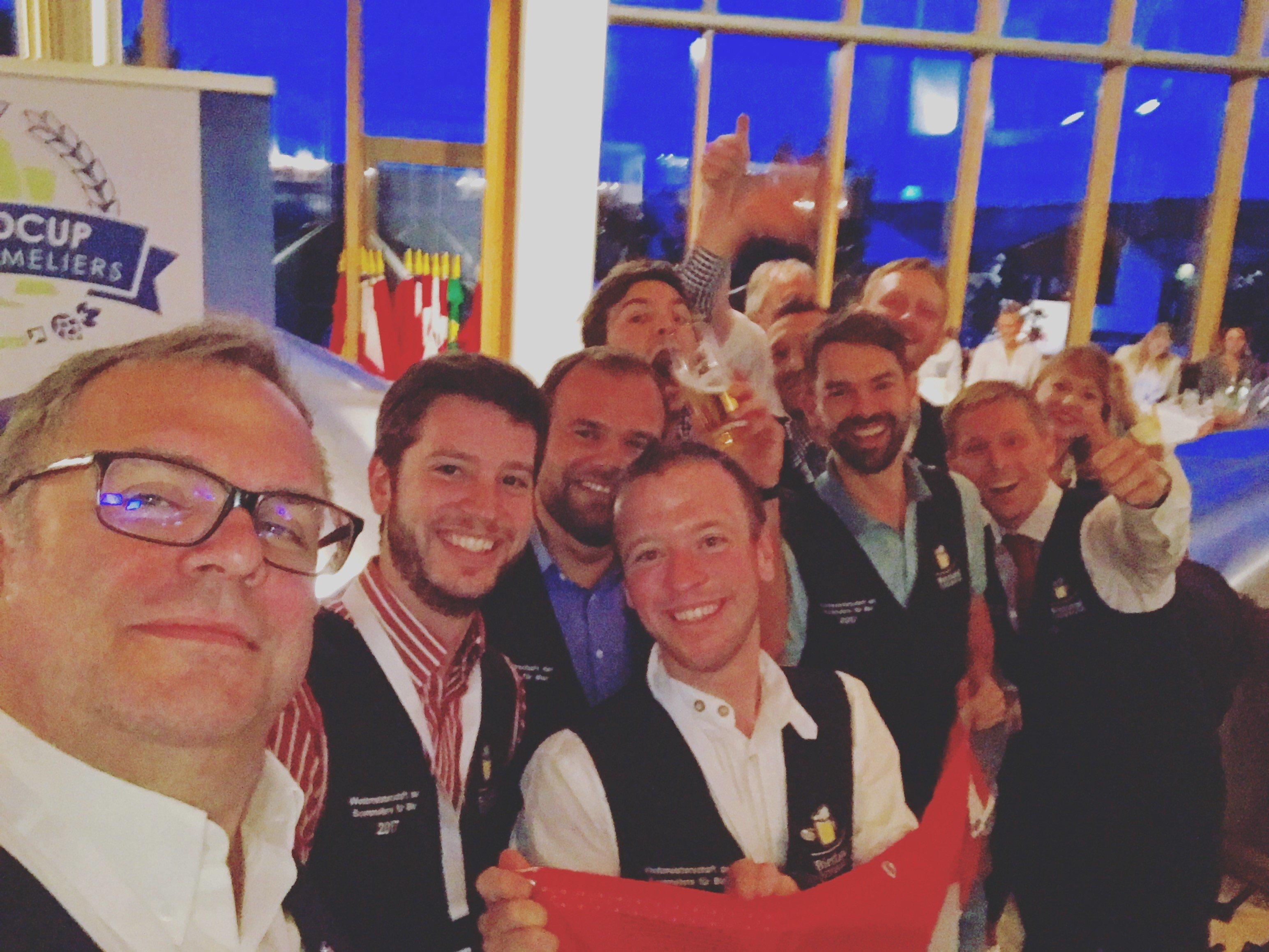 Team Österreich. Voll motiviert!